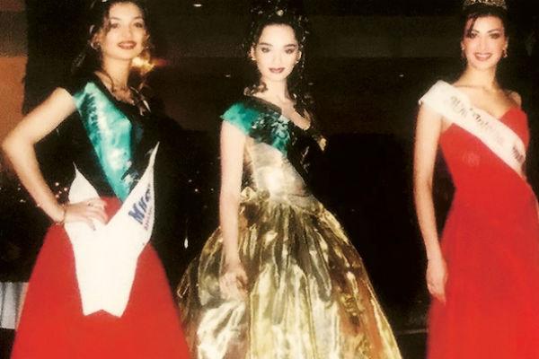 На конкурсе в Азербайджане она стала самой красивой