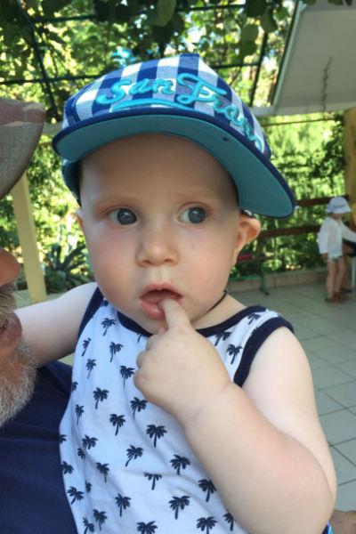 1 июля маленькому Ване исполнится годик