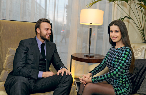 Обозреватель «СтарХита» встретилась с героем нового сезона шоу «Холостяк», которое стартует 2 марта на ТНТ