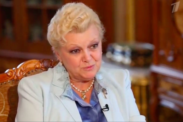 Наталия Дрожжина, близкая подруга Рязановой