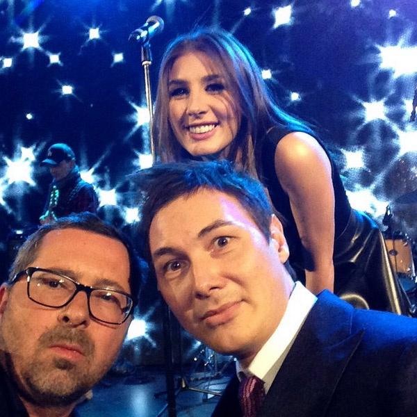 Кети Топурия со звездными гостями концерта A'Studio