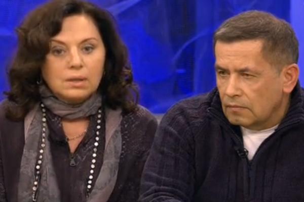 Супруга Николая Расторгуева Наталья