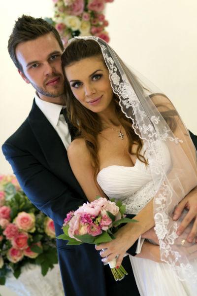 Анна Седокова и Максим Чернявский