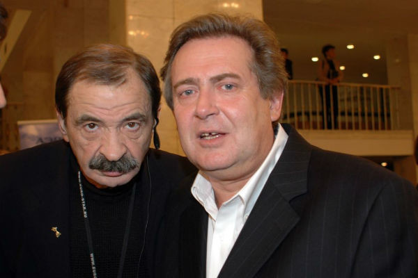 Илья Олейников и Юрий Стоянов