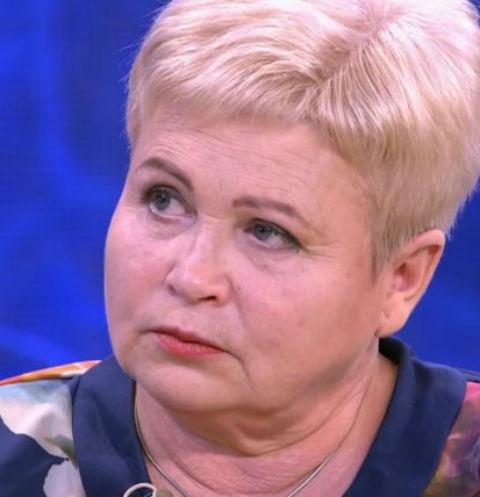 Мама Даны Борисовой Екатерина Ивановна