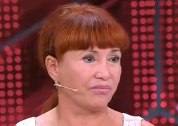 Мама Дарьи Друзьяк