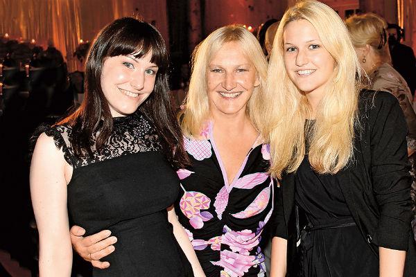 Любимые женщины Лужкова: жена Елена Батурина и дочери Елена и Ольга
