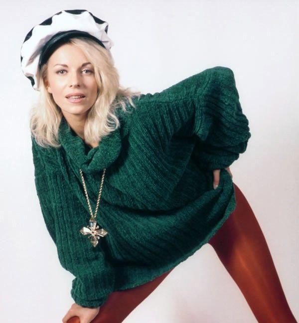 В свое время Наталья Ветлицкая слыла секс-симовлом отечественной эстрады