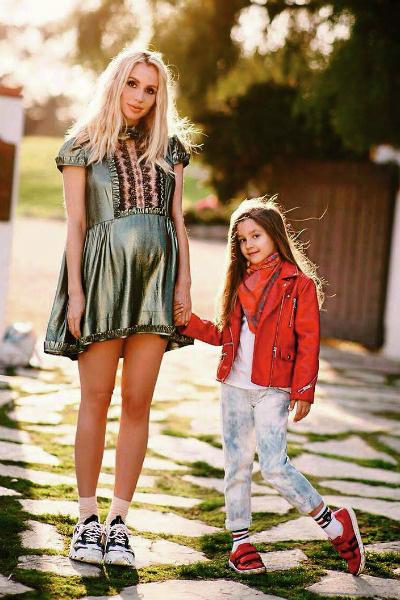 Семилетняя Евангелина очень ждала сестренку