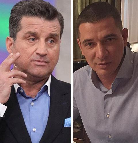 Отар Кушанашвили и Курбан Омаров