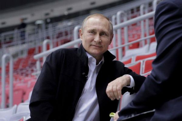 На этой неделе президент России дал пресс-конференцию