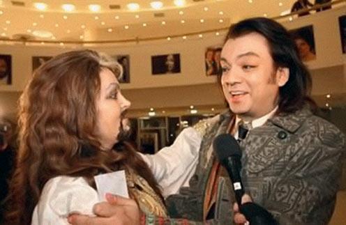 В 2008 году Ангелина и Филипп виделись на вручении премии «Овация»