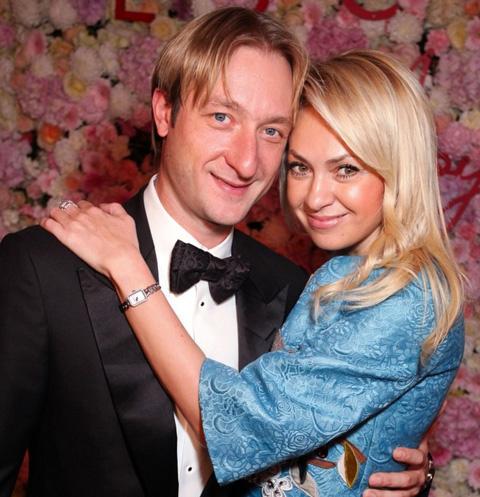 Евгений Плющенко и Яна Рудковская скоро обвенчаются
