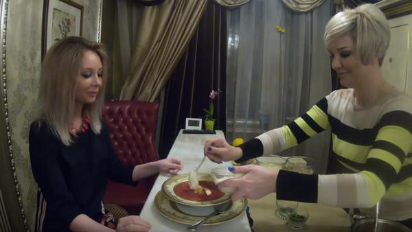 Екатерина Вороненкова приняла участие в съемках видеоблога Марии Максаковой