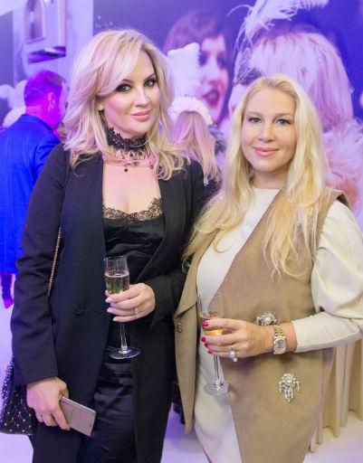 Инна Михайлова и Екатерина Одинцова
