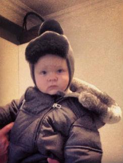 Александр Плющенко растет настоящим модником