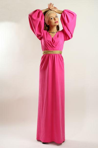 Вот такое платье приобрела Жанна