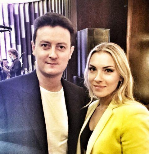 Станислав и Алена Ярушины
