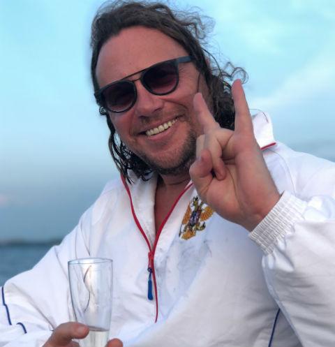 «Продавал рыбок, чтобы заработать»: откровенное интервью Сергея Полонского