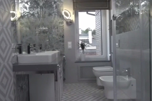 Юлия и Стас получили идеальную ванную комнату