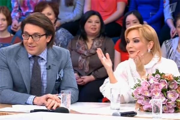 Татьяна Буланова в гостях у Андрея Малахова дала понять, что ее история с Радимовым может продолжиться