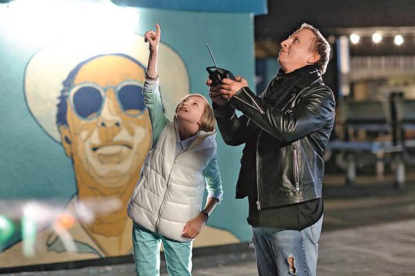 После съемок в фильме «Девочка и птица» Иван стал крестным отцом своей партнерши – Евдокии Малевской