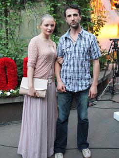 Илья Любимов и Екатерина Вилкова
