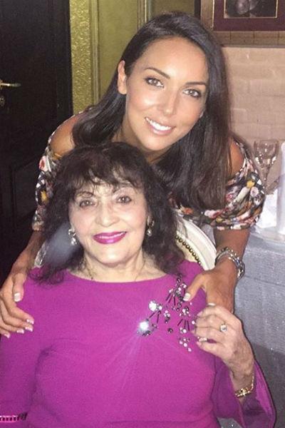 Недавно семья Алсу отметила 90-летний юбилей бабушки