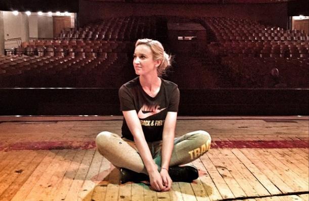 Ольга Бузова на театральной сцене