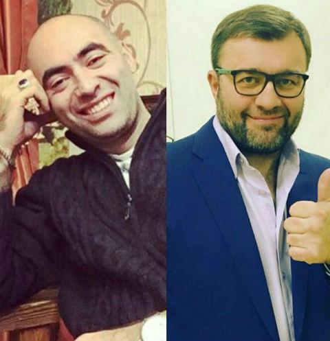Зираддин Рзаев и Михаил Пореченков