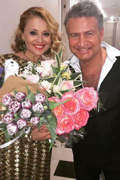 Анжелика Варум и Леониод Агутин