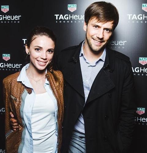 Лилия Соловьева и Иван Жидков
