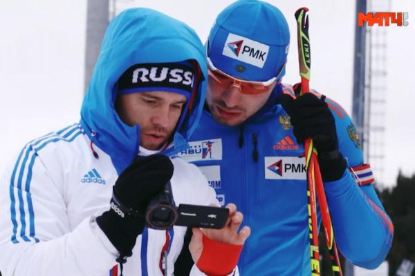 Сейчас спортсмены принимают участие в Чемпионате Европы