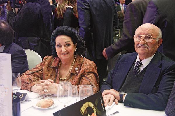 По мнению Кабалье, главный секрет многолетнего брака с тенором Бернабе Марти заключается во взаимопонимании
