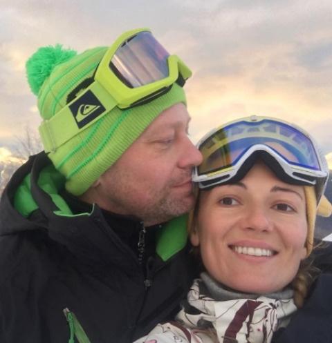 Сергей Ткаченко и Мария Радуль