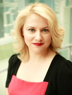 Наталия Лисица, эксперт Yves Rocher