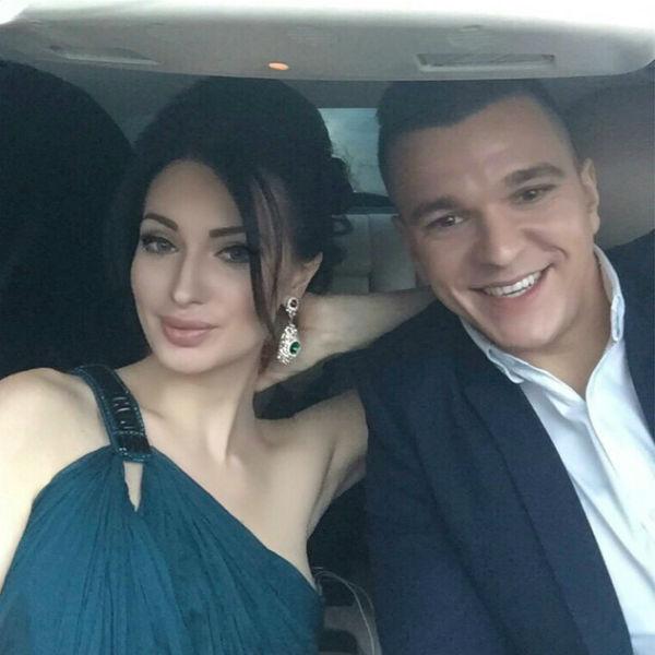 Евгения и Антон уже подбирают имя для будущей дочери