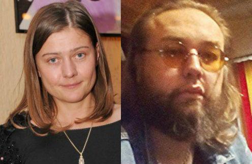 Мария Голубкина и Борис Ливанов
