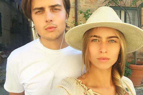 Внучка Софии Ротару очень дружна со своим братом