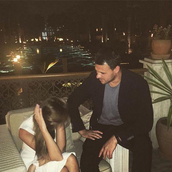 Эмин Агаларов и его новая возлюбленная отдыхают в Дубае