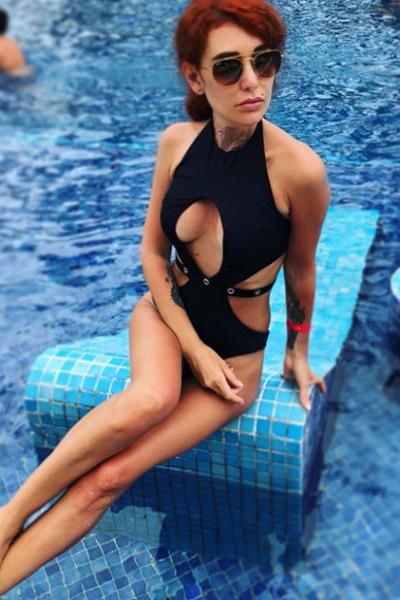Николь рада, что сможет безбоязненно плавать