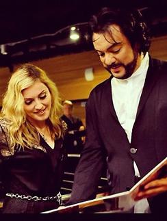 Мадонна и Филипп Киркоров
