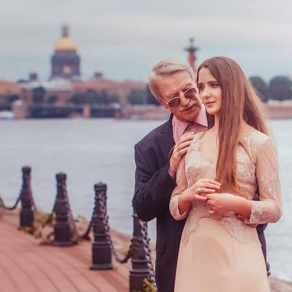 Иван Краско искренне влюблен в свою жену Наталью