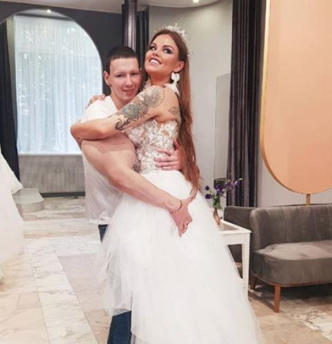 Кирилл Терешин и Олеся Малибу