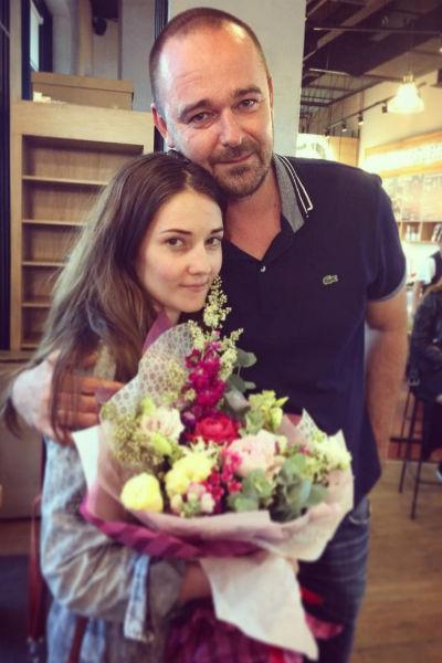 Валентина с музыкантом Иваном Соловьевым