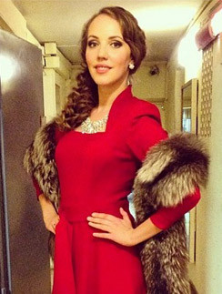Галина Боб продолжает играть в театре