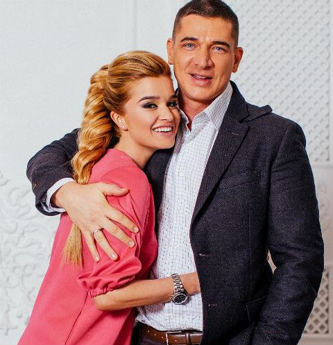3 июля Ксения и Курбан отметят два года со дня свадьбы