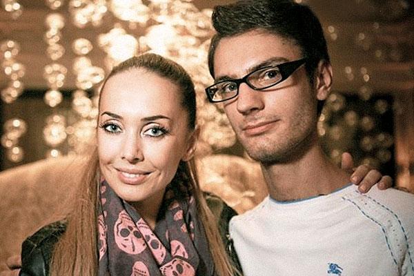 Жанна и Вячеслав Афанасиади