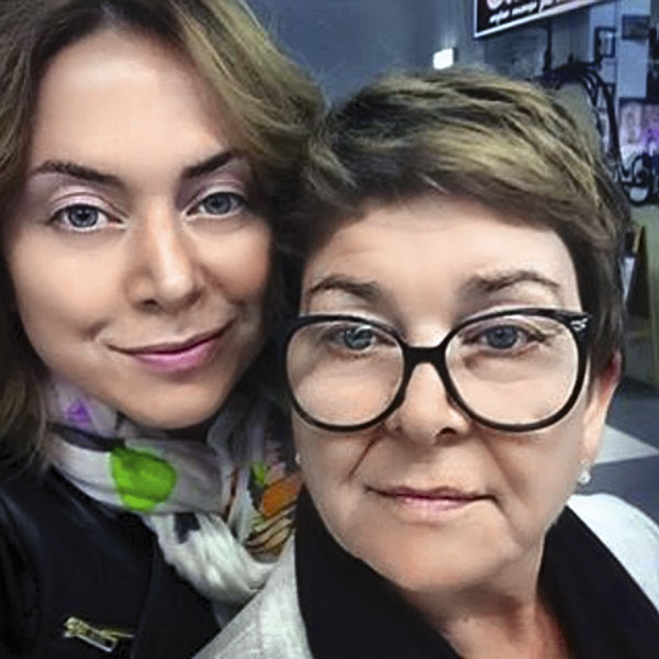 Наташа и Ольга Владимировна не встречались с Платоном почти год