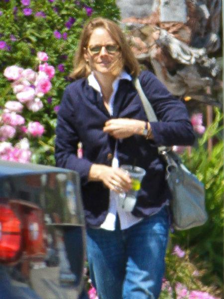 50-летняя актриса гармонично смотрится с новой подругой